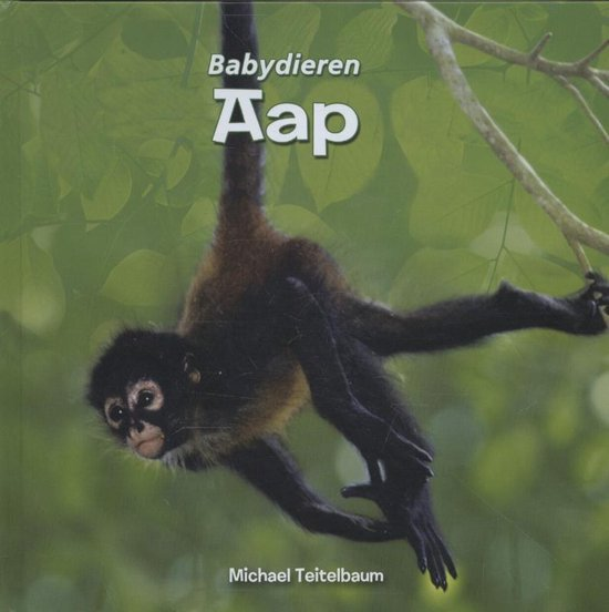 Babydieren - Aap - Michael Teitelbaum |