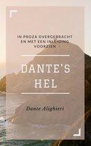 Boek cover Dantes Hel van Mr Dante Alighieri (Onbekend)