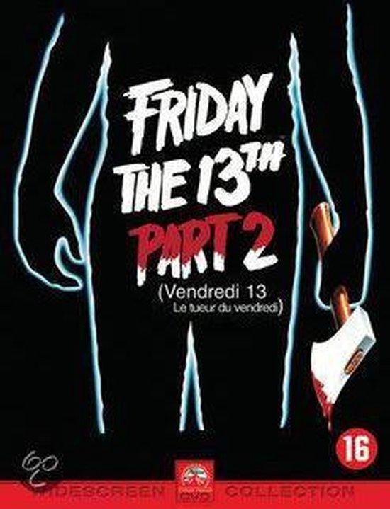 Cover van de film 'Friday The 13th - Part 2'