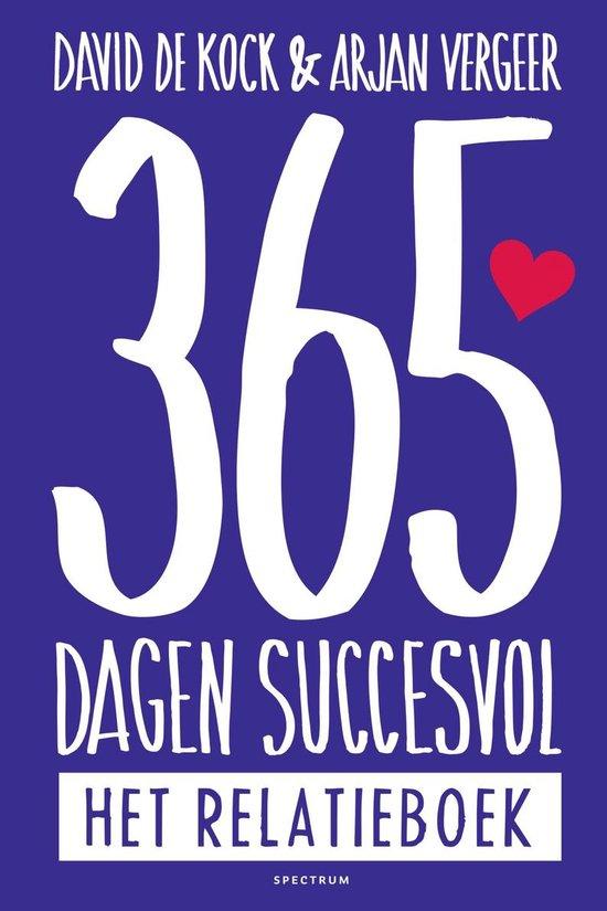 365 dagen succesvol: het relatieboek - David de Kock |