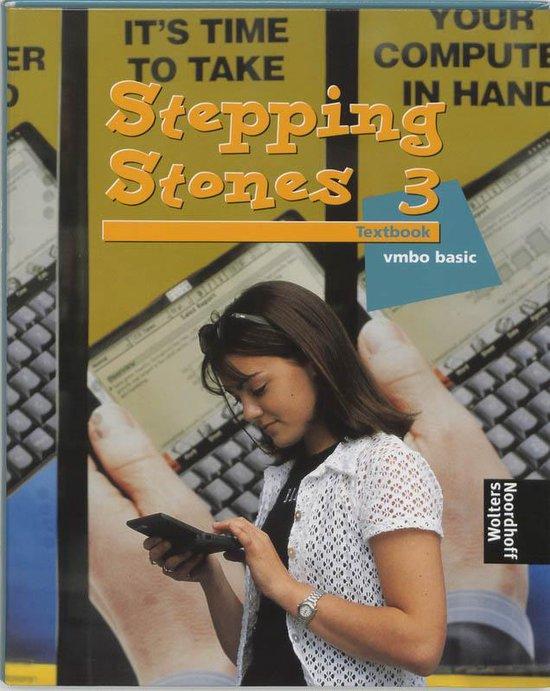Stepping Stones / 3 Vmbo Basic / Deel Textbook - G. Langeland | Fthsonline.com