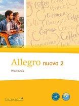 Afbeelding van Allegro nuovo 2 werkboek