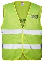 Joggy Safe Veiligheidsvest Verkeer Unisex Geel Maat L