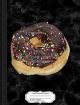 Doughnut Composition Notebook