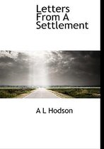 Letters from a Settlement