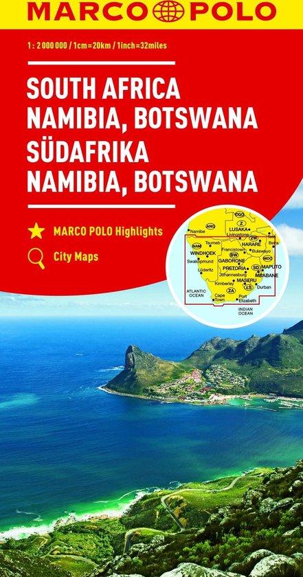 Marco Polo Zuid-Afrika, Namibië, Botswana - Marco Polo |