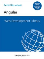 web development library - Angular