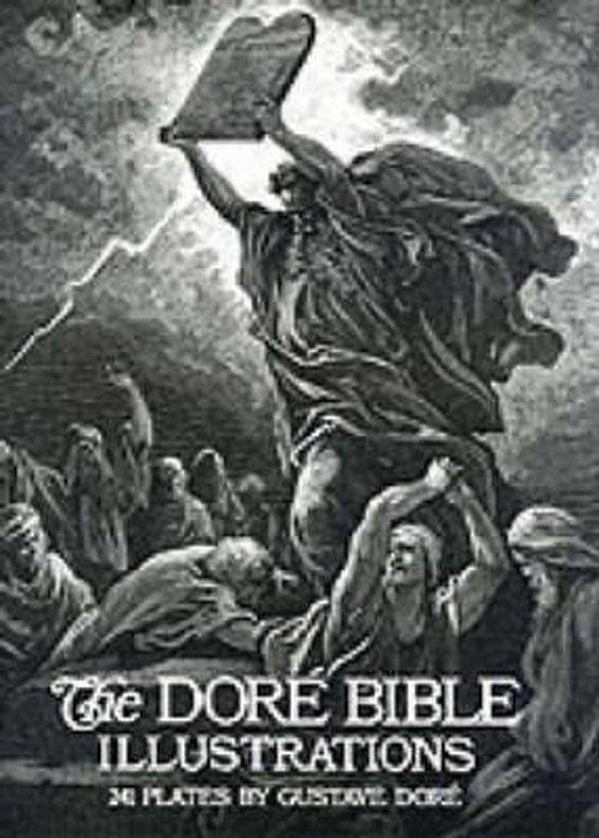 Boek cover The Dore Bible Illustrations van Gustave Dore (Paperback)