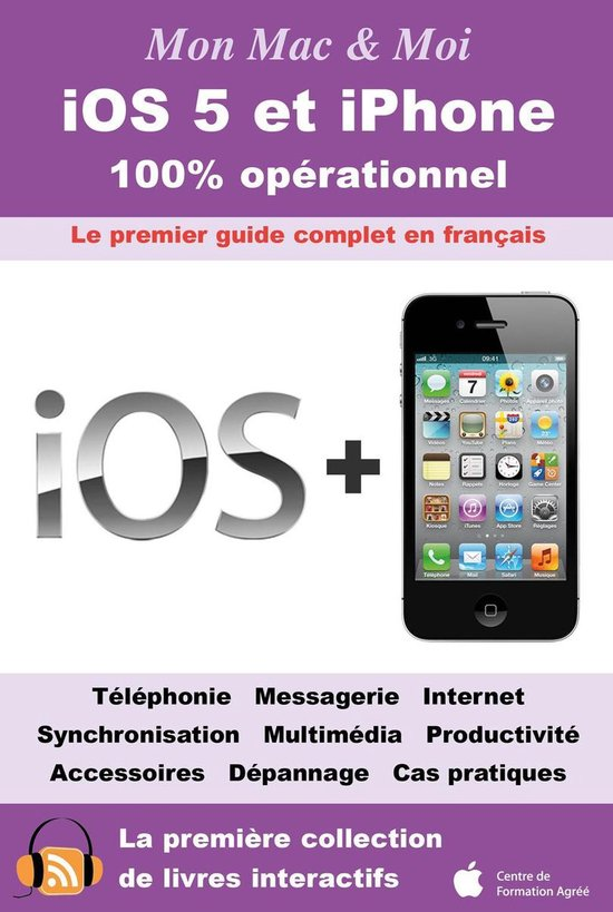 iOS 5 et iPhone