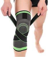 3D professionele kniebrace - Kniebrace sport - Knieband - Compressieband - Kniebrace volwassenen - maat XL