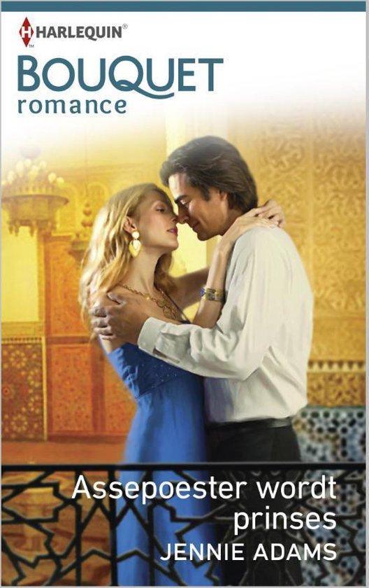 Assepoester wordt prinses - Bouquet Romance 320B - Jennie Adams pdf epub
