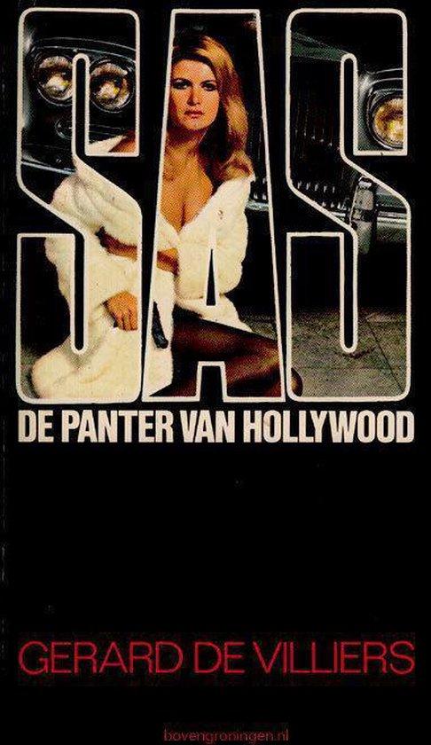 Sas panter van hollywood - de Villiers |