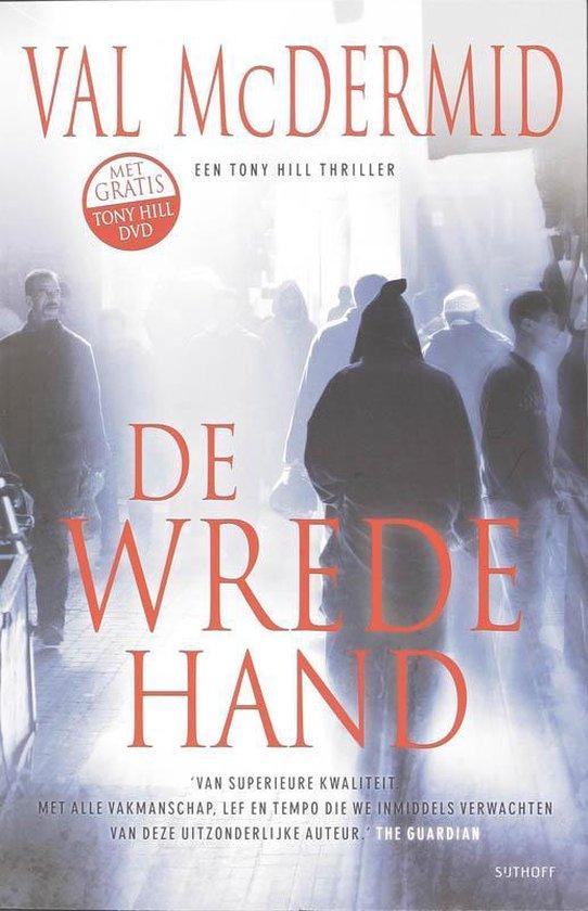 De wrede hand + DVD - Val McDermid |