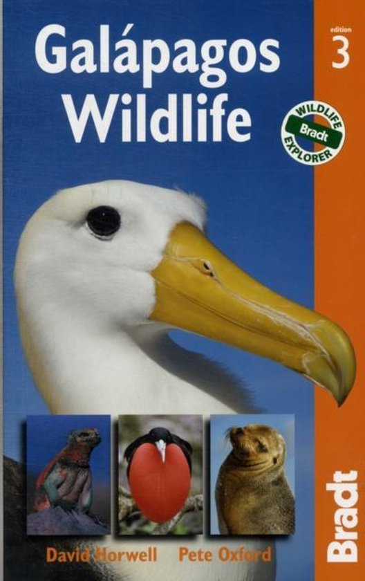The Bradt Travel Guide Galapagos Wildlife
