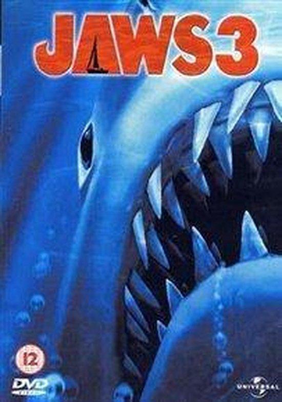 Cover van de film 'Jaws 3'