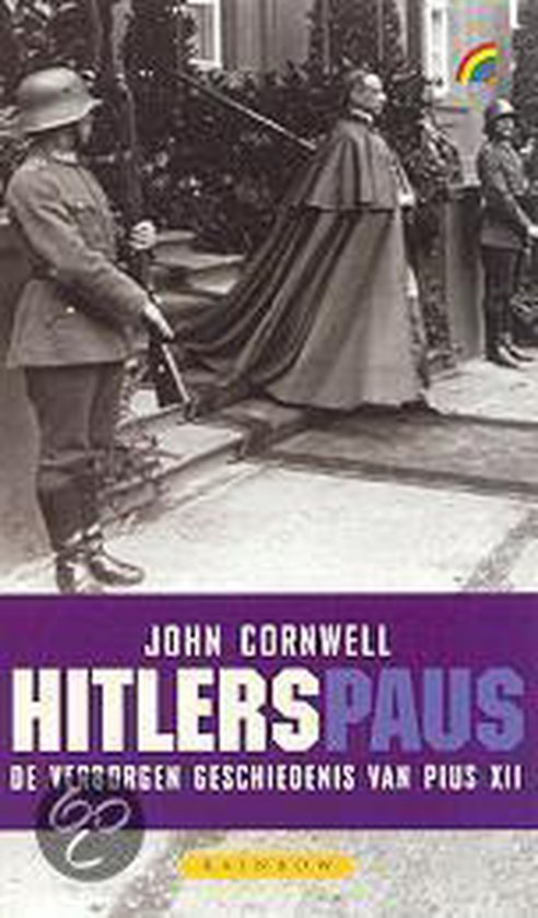 Hitlers Paus - John Cornwell |