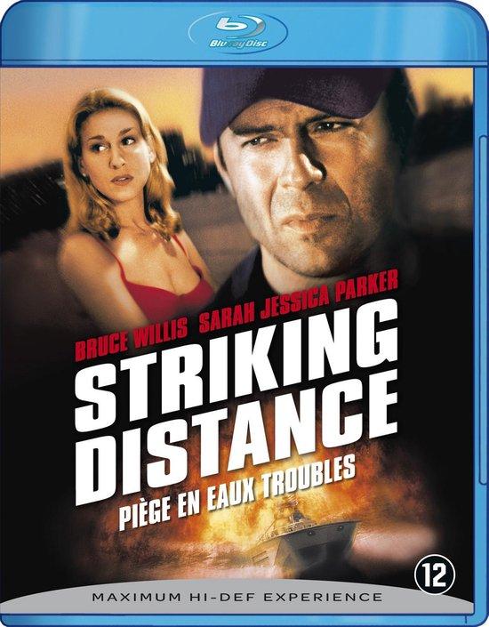 Cover van de film 'Striking Distance'
