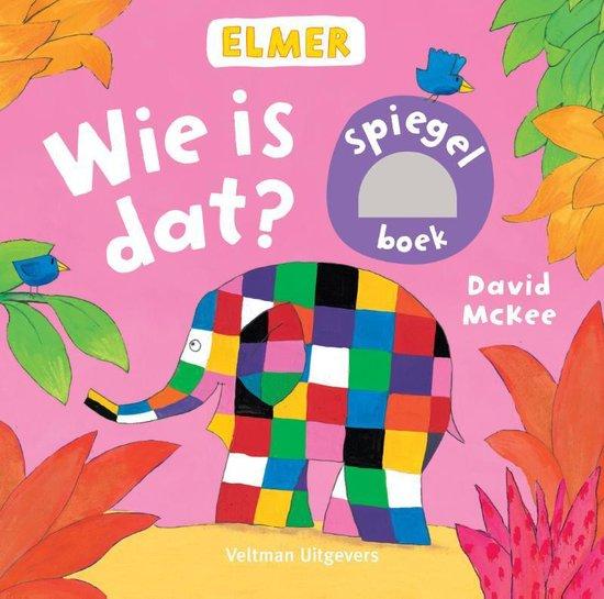 Elmer - Wie is dat? - David Mckee |