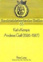 Andreas Gaill (1526-1587)