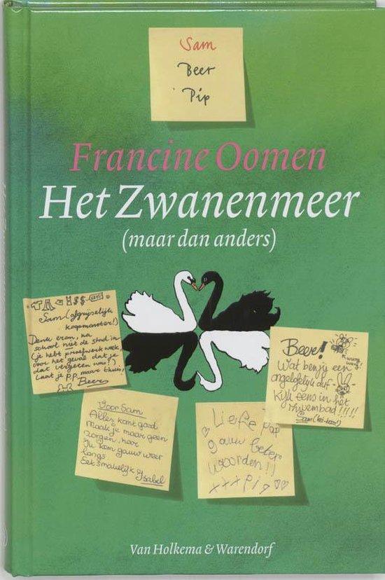 Het Zwanenmeer - Francine Oomen |