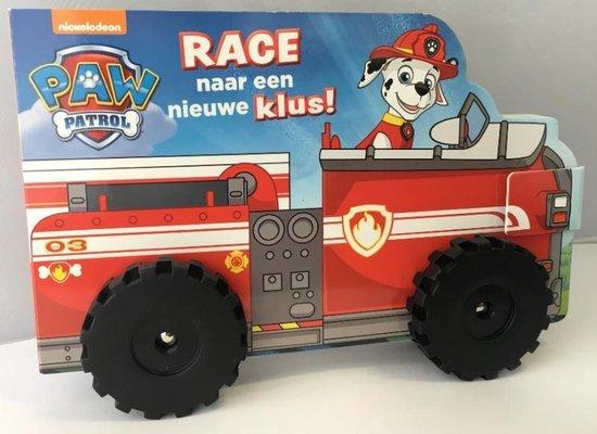 Paw Patrol - Race naar een nieuwe klus - none |
