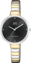 Q&Q dames horloge F611J402