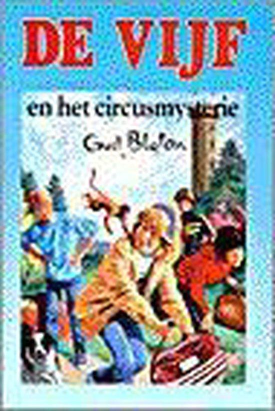De vijf en het circusmysterie - Enid Blyton |