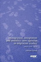 Boek cover Immigration, Integration and Mobility van Adrian Favell