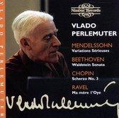 Ravel: Ma Mere L'Oye, Beeth: Son. Op.53, Chopin:..