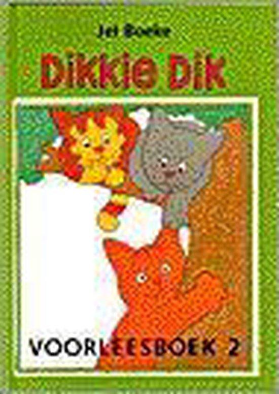 Dikkie dik voorleesboek 2