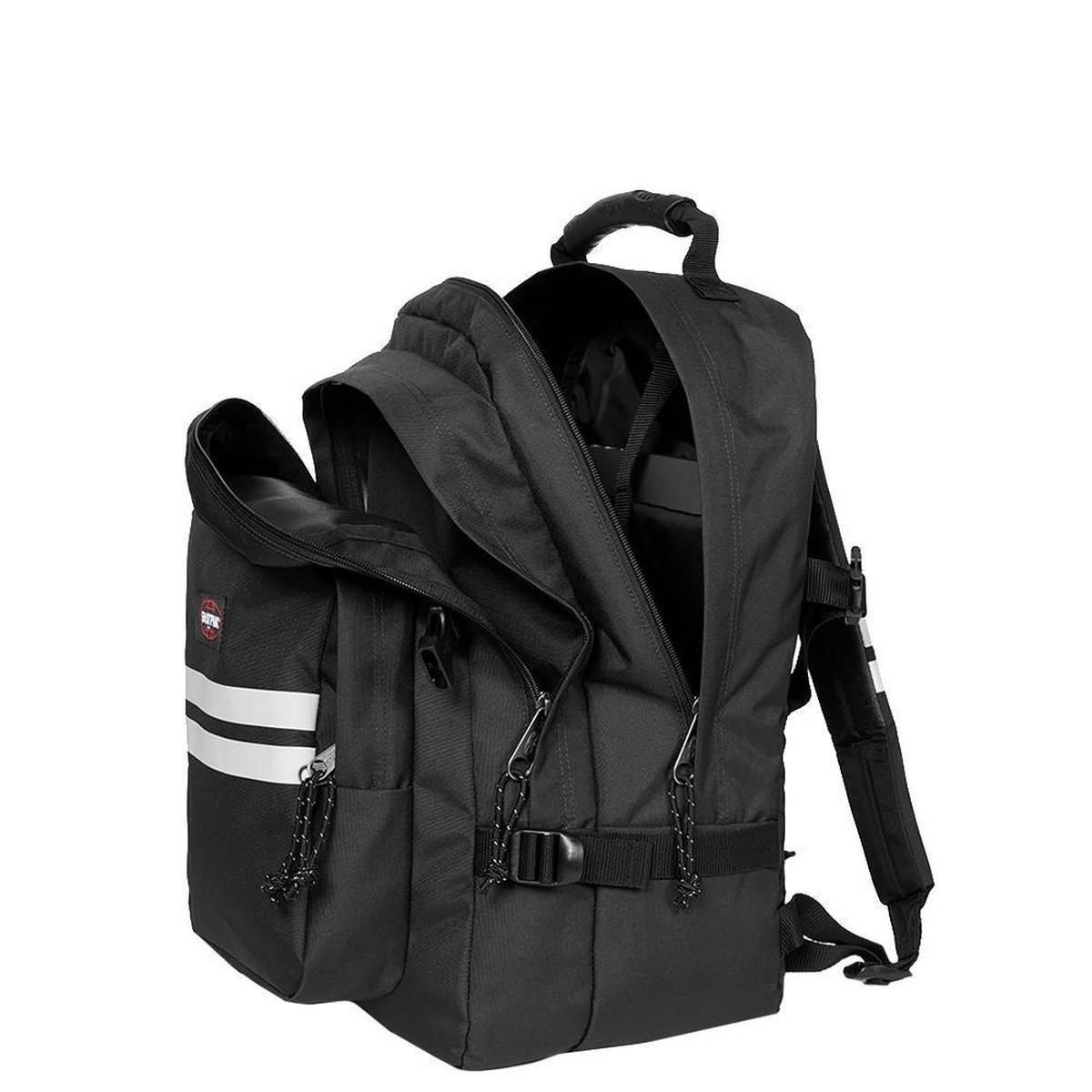 | Eastpak Provider rugzak 15.6 inch reflective black