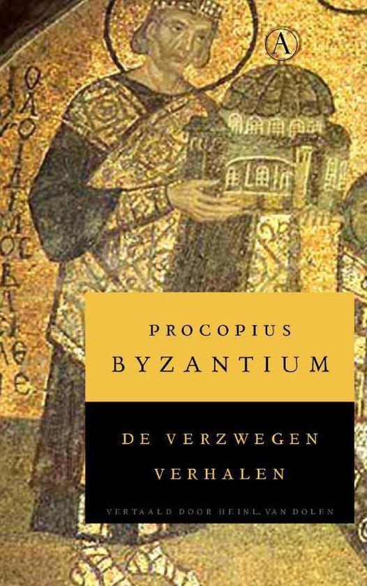 Verzwegen Verhalen - Procopius (Caesariensis)  