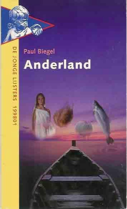 Anderland - Paul Biegel |