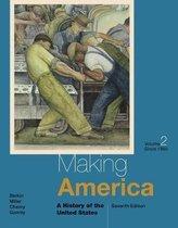 Making America: A History of the United States, Volume II
