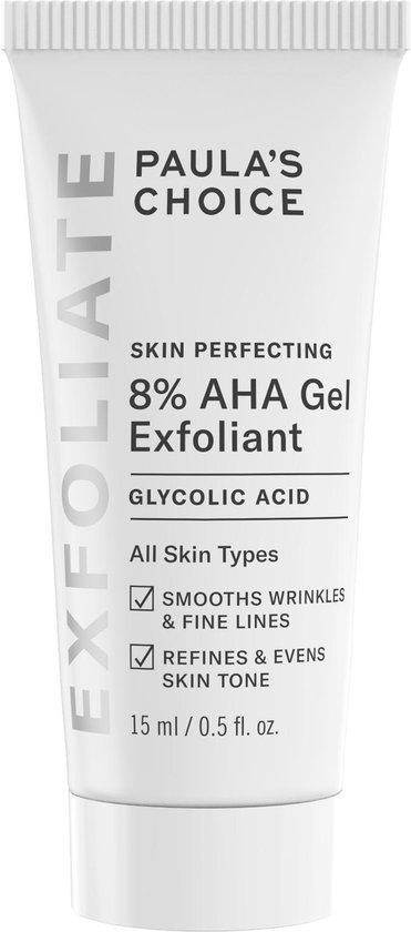 Paula's Choice Skin Perfecting 8% AHA Gel Exfoliant met Glycolzuur - 15 ml