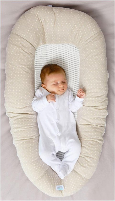 PurFlo Breathable Nest - Soft Truffle