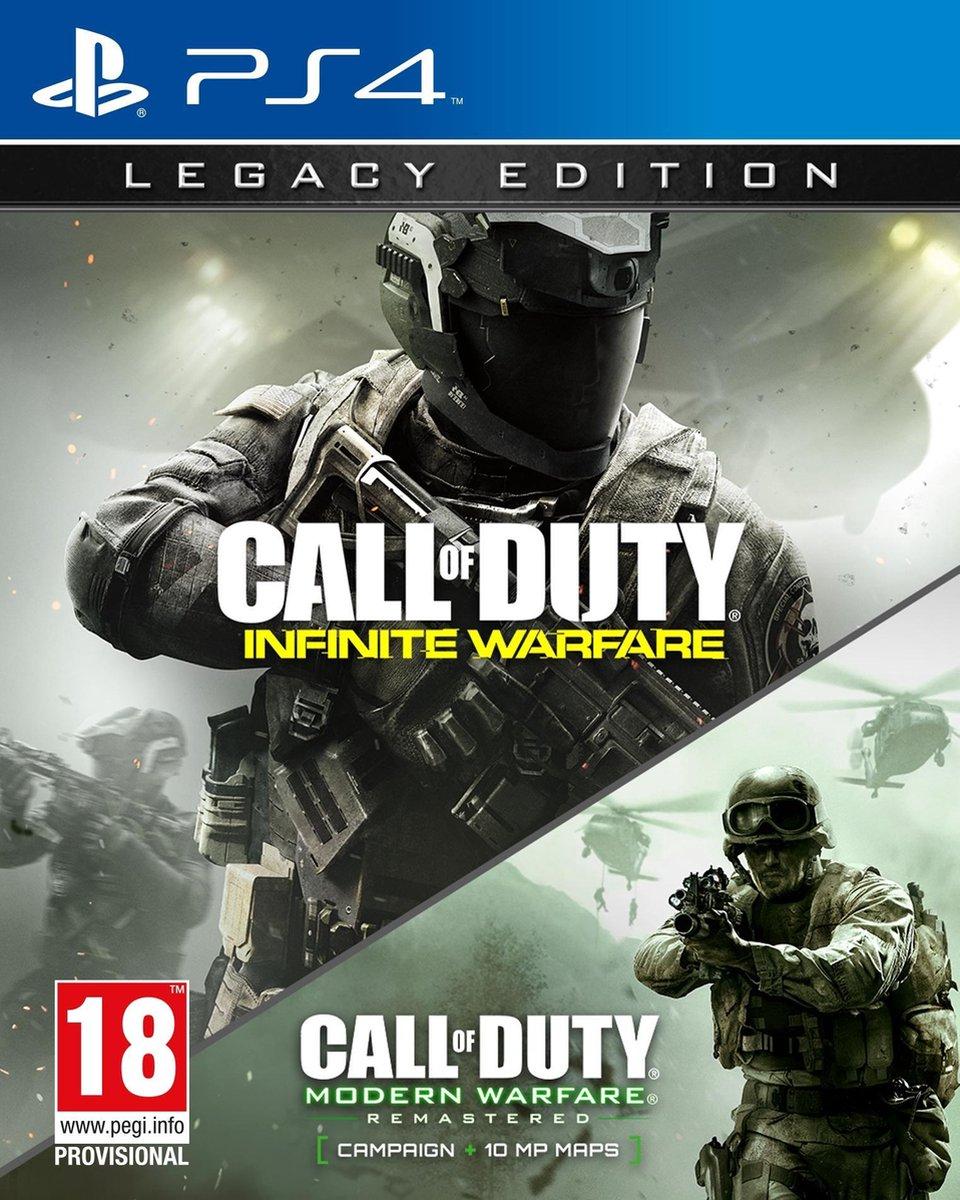 Call of Duty: Infinite Warfare - Legacy Edition - PS4 - Sony