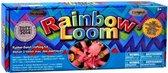 De originele Rainboom Loom starterset met stalen haaknaald!