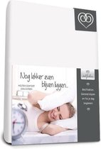 Bed-Fashion Molton Boxspring hoeslaken 180 x 200 cm 40cm hoek