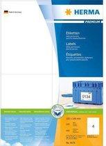 Herma Labels white 105x148 SuperPrint 400 pcs.