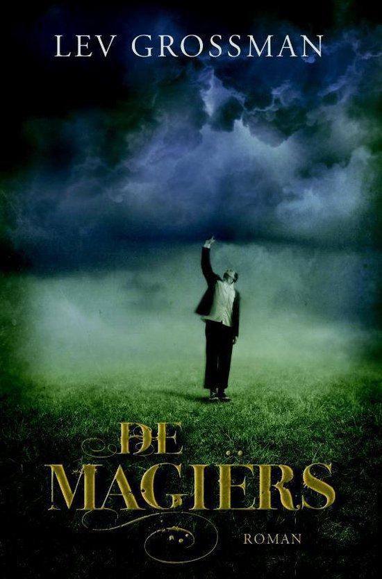 Cover van het boek 'De magiërs' van Lev Grossman