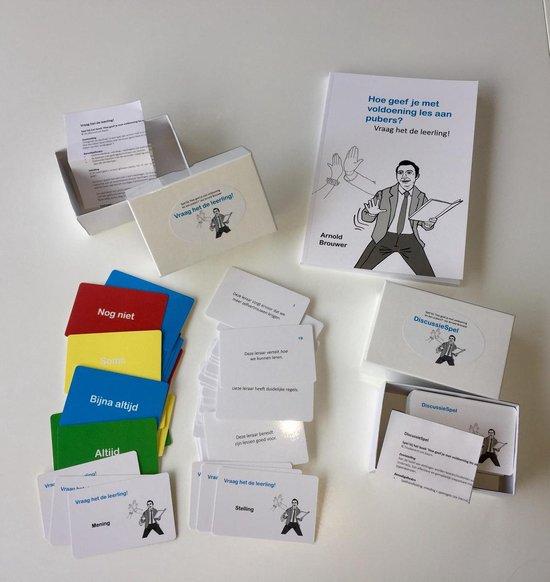 Vraag het de leerling! - Arnold Brouwer pdf epub