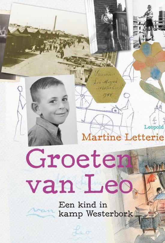 Groeten van Leo - Martine Letterie |