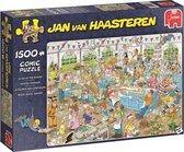 Jan van Haasteren Taarten Toernooi puzzel - 1500 stukjes