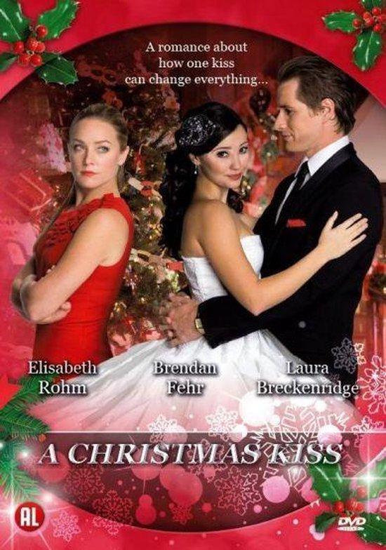 Cover van de film 'A Christmas Kiss'