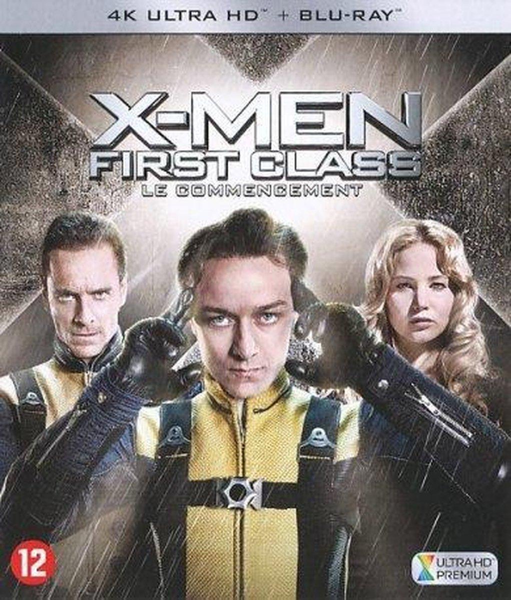 X-Men: First Class (4K Ultra HD Blu-ray)-