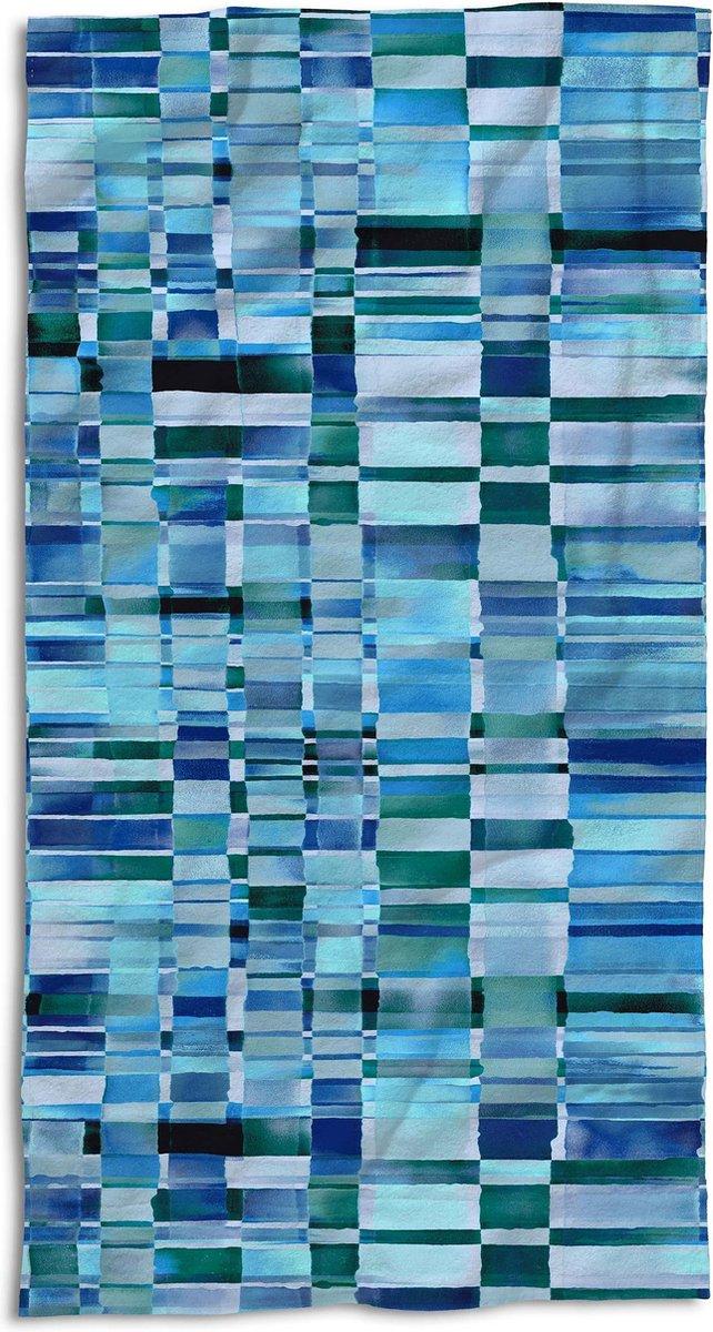 Essenza Dali Strandlaken Blauw 100x180 - Blauw 100x180 - Essenza