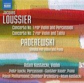 Violin Concertos Nos. 1 And 2 ; Sonata For Violin