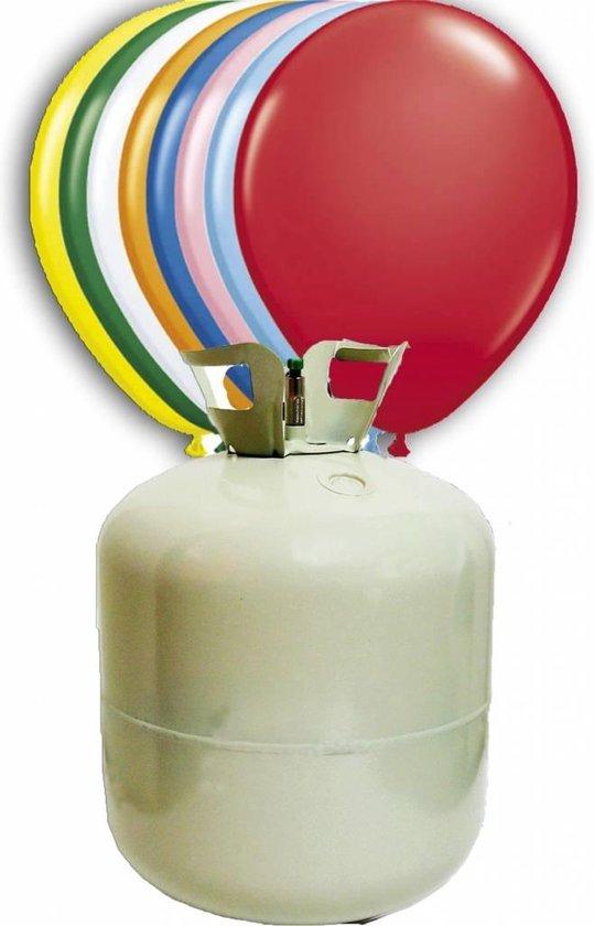 Helium Tank 100 (inclusief ballonnen en lint)