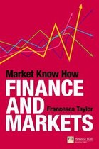 Market Know How: Finance and Markets
